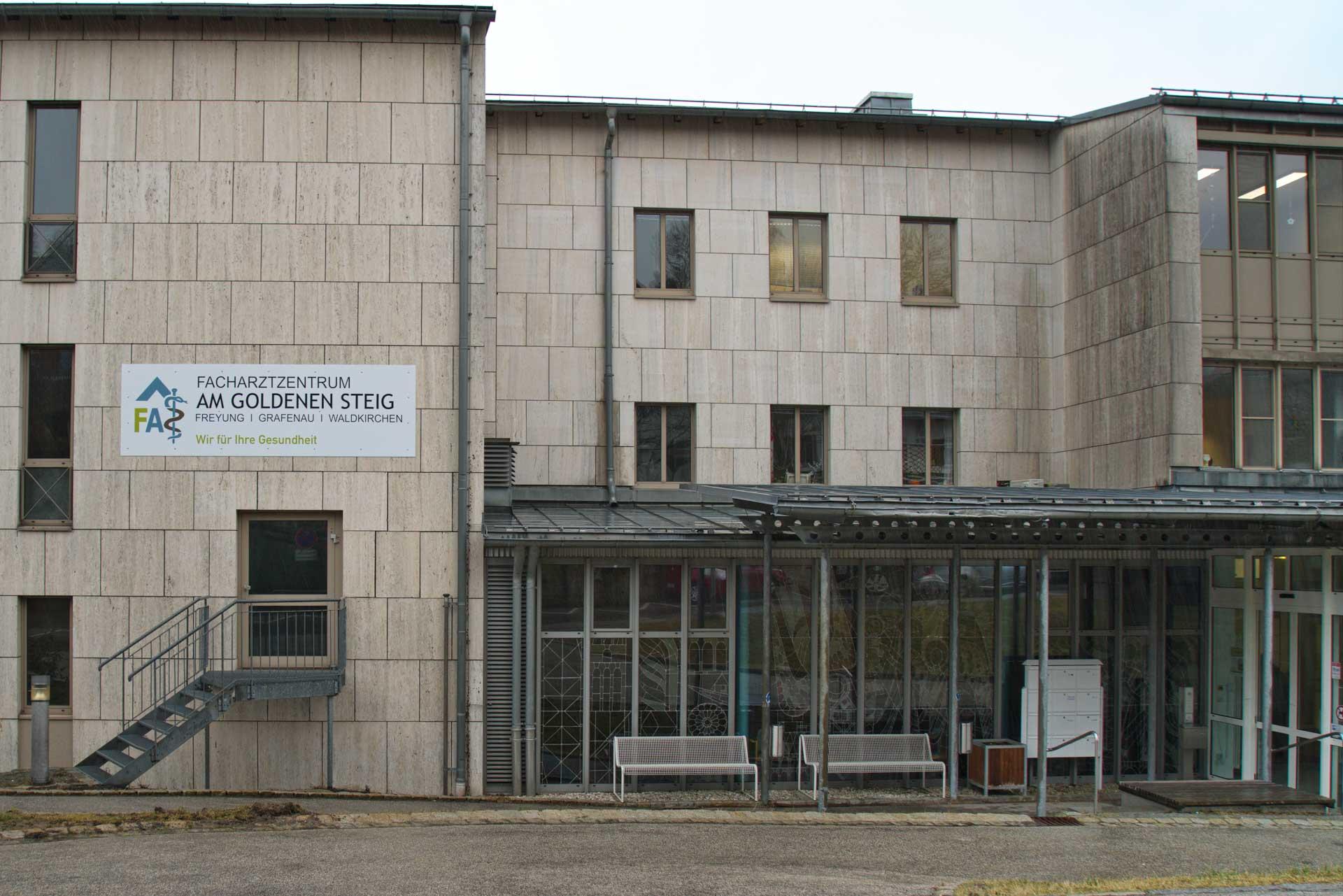 Gesundheitszentrum Waldkirchen