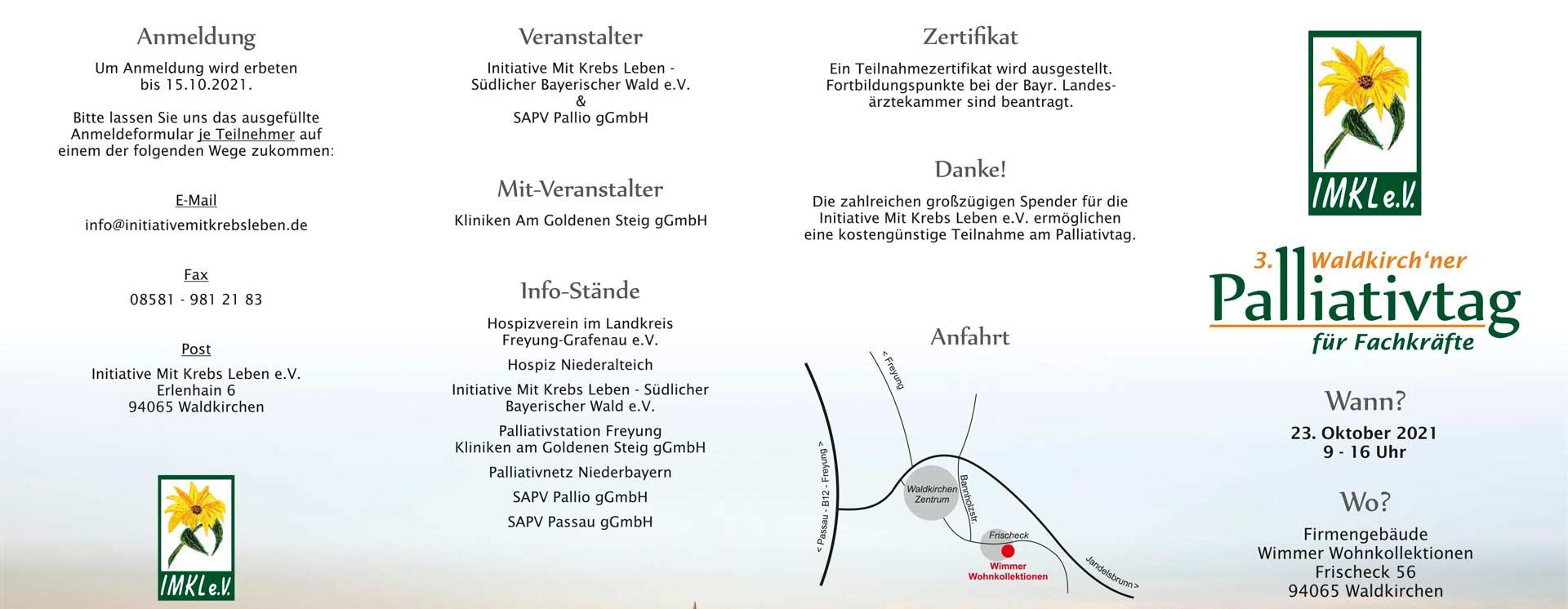 3. Waldkirchener Palliativtag 20121, Seite 1
