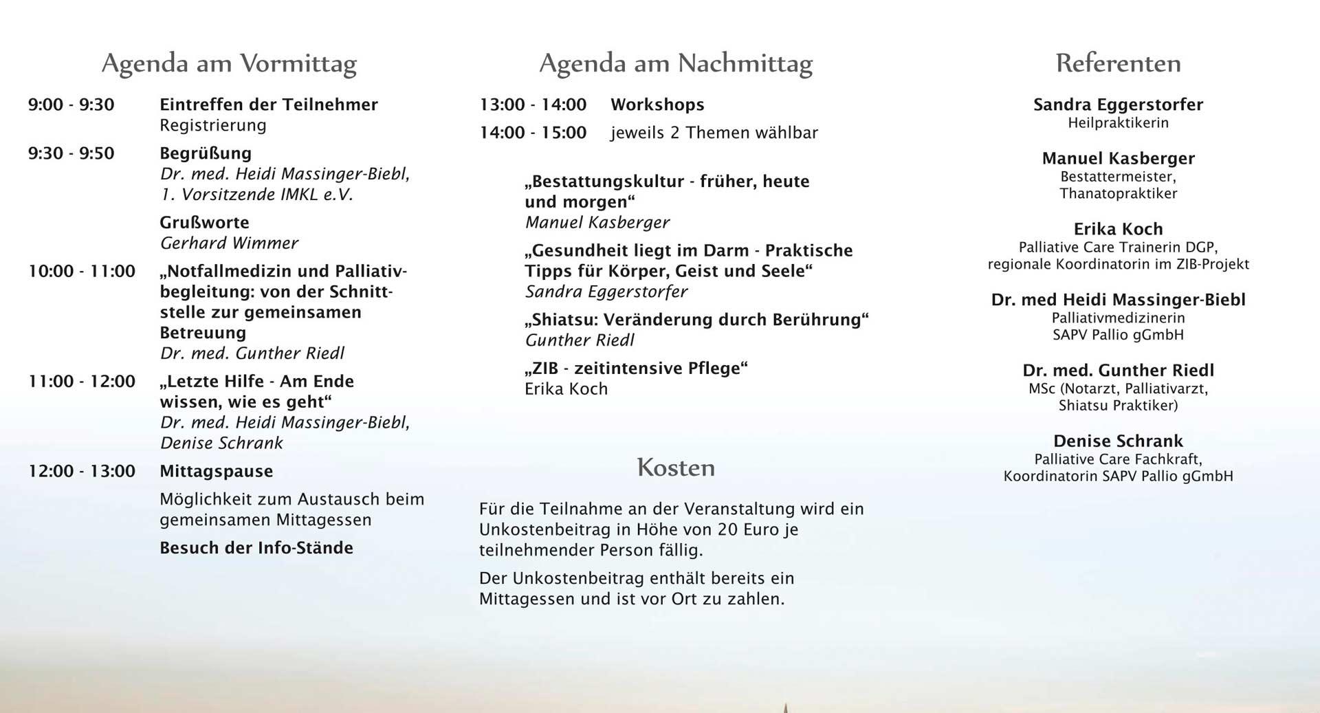 3. Waldkirchener Palliativtag 20121, Seite 2
